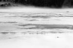 Misty frozen pond 3
