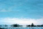 Stirrings on blue ice