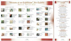 Symphony brochure