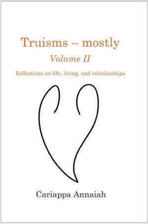 Truisms Vol 2 Cariappa Annaiah
